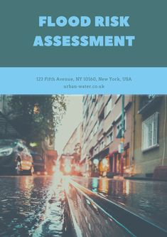 Urban Water provides flood risk assessment for housing, commercial and industrial development projects. Before taking up the assessment we properly analyze the situation and provide you abundant information about how you can analyze whether or not you need this assessment or not. Flood Risk Map, Flood Risk Assessment, Flood Areas, Environment Agency, Planning Applications, Industrial Development, Water Management, Flood Zone, High Risk
