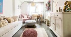 DALANI MAGAZINE e un progetto di restyling! A casa di Alice Agnelli di A Gipsy in the Kitchen per una stanza gipsy style. Come cambiare con idee e colori.