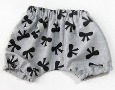DISEÑO LIBRE! bloomers del Bebé - ver kate coser
