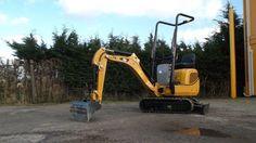Voor grond-en sloopwerken, grondverzet machines en andere apparatuur benadert u natuurlijk Rob Schep Verhuur!!