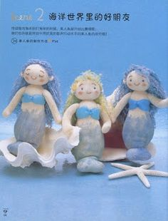 Mimi Dolls: mermaid