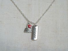 Love to Read Necklace Books by JypsyJewels on Etsy