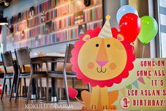 Leo Aslan's Circus Party