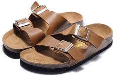 Boys or girls brown sandals- yes