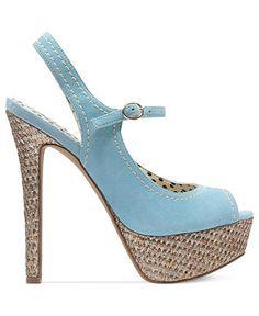 JESSICA SIMPSON #pumps #shoes #pastel BUY NOW! Jessica Simpson Style, Jessica Simpson Shoes, Pump Shoes, Shoe Boots, Vintage High Heels, Slipper Boots, Hot Heels, Shoe Closet, Platform Pumps