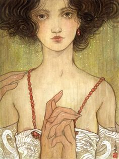 Pas de Trois original oil by Rebecca Leveille-Guay | R. MICHELSON GALLERIES- SOLD