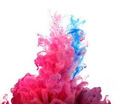 Exploción de Rosa y Azul