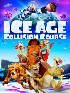Ice Age: Collision Course (2016) movie #poster, #tshirt, #mousepad, #movieposters2