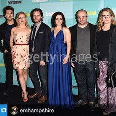 My #12Monkeys family. Thank you for quite literally everything @karenraphael  @emhampshire with @repostapp.Monkeys at #ewcomiccon party #12MonkeysSDCC #SDCC2015 @terrymatalas @amandaschull @aaronastanford