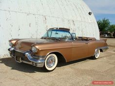 1957 Cadillac Eldorado ELDORADO BIARRITZ #cadillac #eldorado #forsale #canada