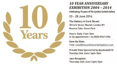 On 23 June, The Cynthia Corbett Gallery will open a major group show to celebrate its successes over the past 10 years. This 10th anniversar...
