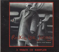 """For Sale - Rickie Lee Jones Traffic From Paradise Sampler UK Promo  CD single (CD5 / 5"""") - See this and 250,000 other rare & vintage vinyl records, singles, LPs & CDs at http://eil.com"""