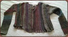 Veste Bali - Elle tricote
