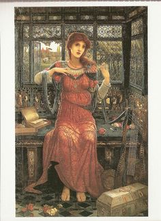 Oh Swallow, Swallow, By John Melhuish Strudwick John William Godward, William Turner, Bright Paintings, Beautiful Paintings, Amazing Drawings, Amazing Art, Charles Edward, Edward Burne Jones, Pre Raphaelite Brotherhood