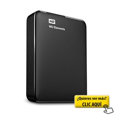 WD Elements - Disco duro externo portátil de 1.5... #informatica