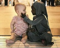 No race is born hating another. Hatred is taught.