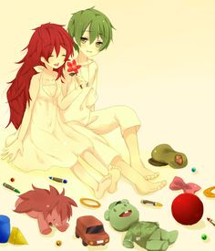 Happy Tree Friends- Flippy and Flaky
