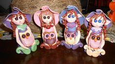 Folletti LUCKY owls