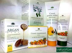 Nou în oferta noastră, produse cosmetice naturale de la Cosmetic Plant!