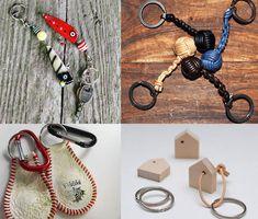 既製品のキーホルダーに飽きてしまった方は、ぜひDIYで個性を演出してみてはいかがでしょうか。簡単にできるものから、作る過程を楽しめるものまで、25個のアイデアをご紹介。 Washer Necklace, Personalized Items, Jewelry, Google, Jewlery, Jewerly, Schmuck, Jewels, Jewelery