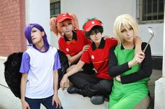 The Devil is a Part-Timer!/Country: Taiwan.