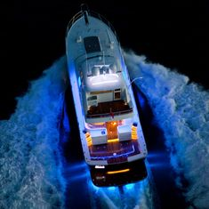James Russ worked on this elite super yacht to create lighting with crisp finishes. Ekara is a stunning example of how James Russ can adapt to different environments to create exceptionally clean, functional lighting. Motor Yachts, Super Yachts, Crisp, Boat, Lighting, Create, Luxury Yachts, Dinghy, Light Fixtures