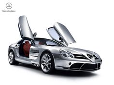 Mercedes-Benz McLaren SLK Kompressor