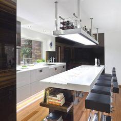 Contemporary Interior Designers Australia - contemporary kitchen design in australia valiant-design.com