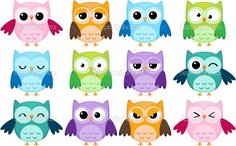 Google Image Result for http://static6.depositphotos.com/1106647/637/v/950/depositphotos_6373277-Cartoon-owls.jpg
