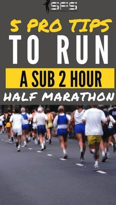 If you want to run a sub 2 hour half marathon you need to have a lot of dedication and belief in your own ability to accomplish this mark. You will need to be prepared to push yourself, mix it up and take yourself outside of your comfort zone. This wont be easy, but with these tips you will be able to run a sub 2 hour half marathon. #runninghalfmarathon #sub2hourhalfmarathon #slimmerfitterstronger via @geraldsmith20 Half Marathon Running Plan, Half Marathon Recovery, Marathon Diet, Marathon Training Plan Beginner, Half Marathon Shirts, Half Marathon Training Programme, Half Marathon Tips, Half Marathon Motivation, Marathon Quotes