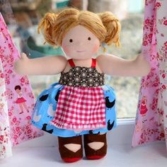 Bamboletta dolls...this is Clara.  I have a Serendipity doll named Amber <3  Lol!