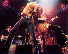 Jimmy Page&Robert Plant