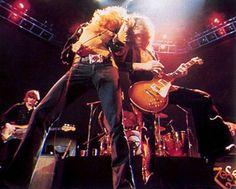 Jimmy Page&Robert Plant
