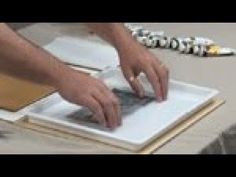 Join Steven Patterson for a fun and exciting Free Video Art Lesson on transferring photographic images using Matisse Derivan mediums. Free Art Lesson Seen He. Acrylic Painting Tutorials, Watercolour Tutorials, Photo Images, Australian Artists, Art Techniques, Online Art, Art Lessons, Playing Cards, Acrylics