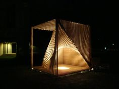 Organic Cube, play structure, København, Denmark by: Søren Korsgaard