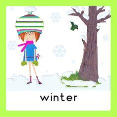 WELKOM seizoen winter
