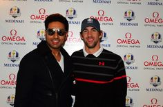 This year the event was graced by Bollywood superstar and OMEGA brand ambassador Abhishek Bachchan at the Medinah Country Club in Medinah, just outside of Chicago#chronowatchco