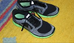 Popular with both guys and girls! Great for long walks to class and working out.     #nike