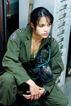 Michelle Rodriguez movie:avatar