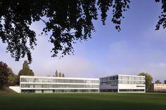 Campus Lehrerbildung Thurgau, Kreuzlingen; 2008; Beat Consoni