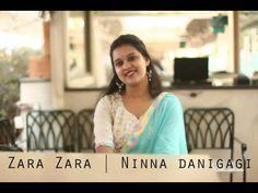 Ninna Danigagi | Zara Zara | Mashup  | Ananya Bhagath