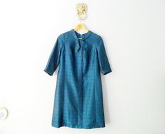 1960s Kleid, Vintage Dress, Cocktailkleid  von WildAndVintage auf DaWanda.com