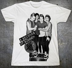 5 Seconds of Summer 5SOS Luke Hemmings Michael by RockinHouse, $14.99