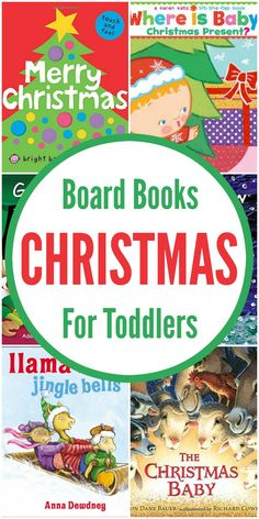 Give your child the magic of the season by having their own special Christmas Board Books they can carry around the house and enjoy at night. Christmas Activities For Kids, Preschool Christmas, Christmas Gifts For Kids, Book Activities, Kids Holidays, Activity Ideas, Preschool Activities, Best Children Books, Toddler Books