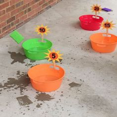 Outdoor speech therapy fun for the end of the school year AND SUMMER! Perfect for when you want to take speech and language outside!