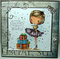 One Stamping Fool: Happy Christmas Little Star - All Dressed Up  All Dressed Up digi stamps