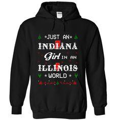 Noel Indiana Illinois Girl T-Shirts, Hoodies. SHOPPING NOW ==► https://www.sunfrog.com//Noel-Indiana-Illinois-Girl-4262-Black-Hoodie.html?id=41382