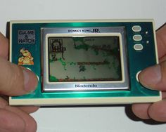 Early nintendo game