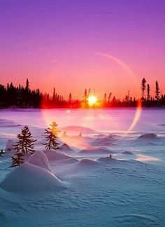 ✧ Mesmerizing Nature ✧ - Sunrise Glory Ed Boudreau Beautiful Sunset, Beautiful World, Landscape Photography, Nature Photography, Cityscape Photography, Winter Scenery, Winter Sunset, Winter Light, Jolie Photo