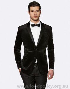 Men s Crist Jacket - Politix Suits Blazers - BLACK VELVET - D30860639.jpg (469×600)